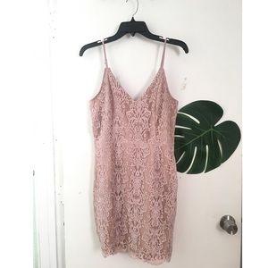 Charlotte Russe~ Mini dress